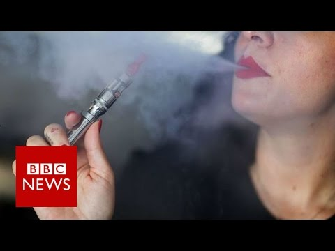 The EU in 10 Objects: The e-cigarette - BBC News