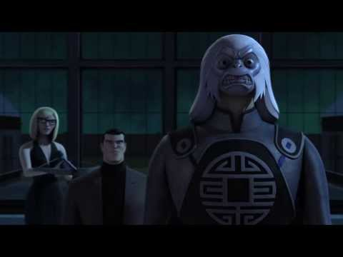 "DC NATION - BEWARE THE BATMAN ""Family"" 2 (clip) Episode # 7 Cartoon Network Animated TV Series"