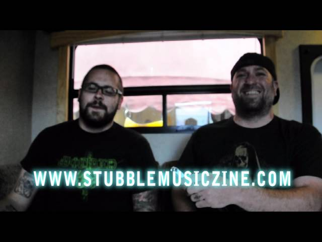 The Black Dahlia Murder Interview @ The Fillmore Summer Slaughter 07-29-2011