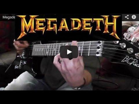 Megadeth - Vortex 1