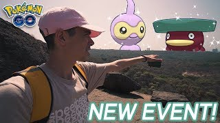 NEW SHINY POKÉMON ON THE HORIZON! Weather Research Event in Pokémon GO | India