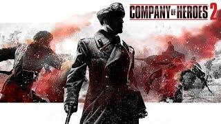 COMPANY OF HEROES 2 ★ 4vs4 PVP ★ Live #418 ★ Multiplayer Gameplay Deutsch German