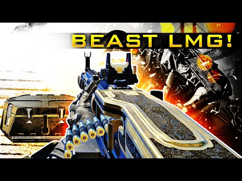 Supply Drops BEAST LMG Call of Duty: Advanced Warfare