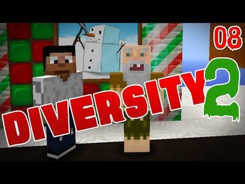 Minecraft Adventure Map: Diversity 2! Ep 08 -