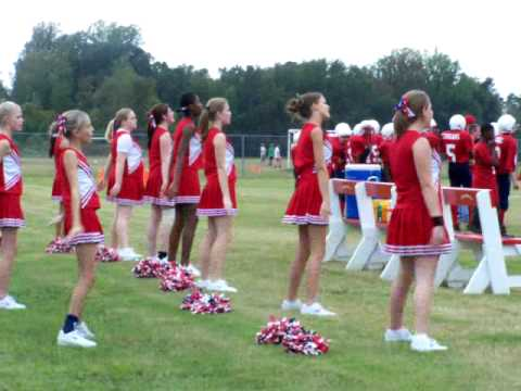 Speight Middle School, Cougar Cheerleaders.