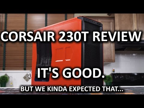 Corsair 230T Value Gaming PC Case