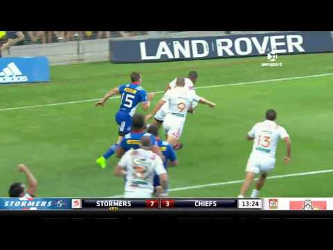 Round 7 Highlights Stormers V Chiefs