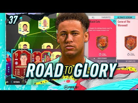 FIFA 20 ROAD TO GLORY #37 - IT'S HERE!!