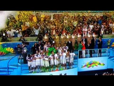 FIFA World Cup Brazil 2014 Final
