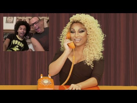 Vivienne Pinay, Shangela & Alyssa Edwards - Ring My Bell video