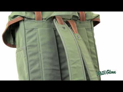 Fjallraven Rucksack No. 21 Backpack Review by Peter Glenn