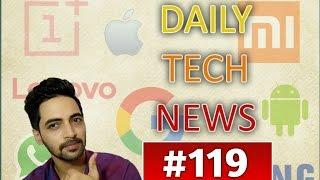 Tech News #119 - Jio Gigafiber,Samsung s8,Lenovo KungFu,Google Router,Lava A97,Xiaomi Mi5s,Note 7