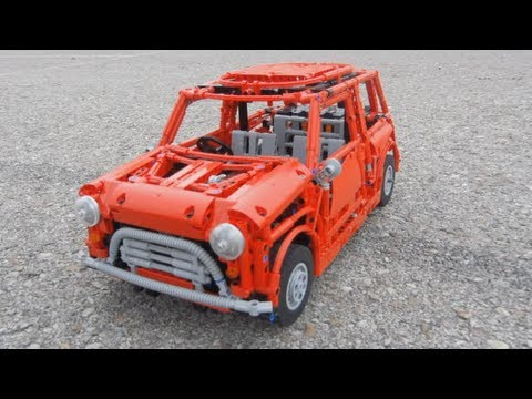 LEGO Mini Cooper Mark I