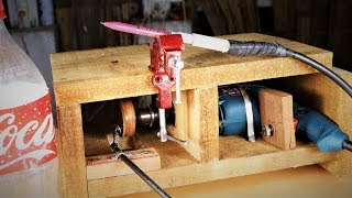 How to make Simple Reciprocating Tools,  Drill Machine Hacks. |DIY