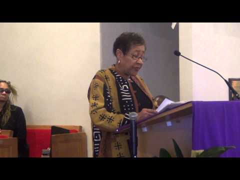 Joan Slade Gray, Administrative Assistant/Church Historian: Brief History of Contee. 02-24-13.