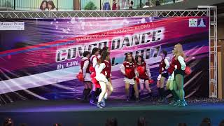 170819 [NG!] HeeH cover K-pop - 비밀이야 (Secre) & HAPPY & Catch me @ Market place cover dance 2017