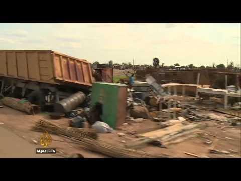 UN accuses rebels of South Sudan Massacre