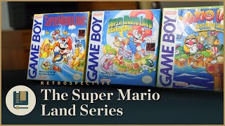 The Super Mario Land Series | Gaming Historian