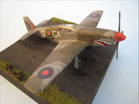 Building Review - REVELL - P-51B Mustang - 1:72 Scale