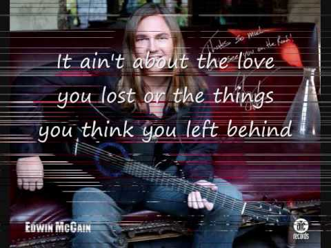 Edwin Mccain - What Matters