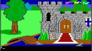 Let's Play King's Quest 1 (Original) - Part 1