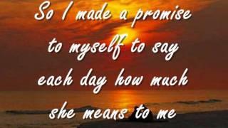 Download Lagu If Tomorrow Never Comes - Ronan Keating / Lyrics Gratis STAFABAND