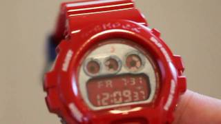 Pegleg x Union NYC DW-6900UN-4JR G-Shock Video Review
