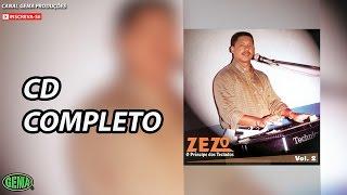 Zezo Vol 2  Edi  O Especial Seresta Cd Completo Oficial