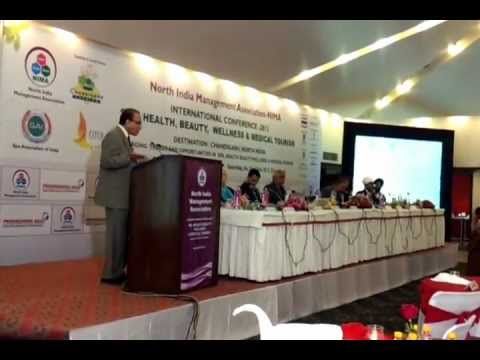 international spa,wellness & medical tourism conference 2013 supported by Spas india.com & SAI