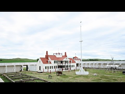 FORT UNION TRADING POST | NORTH DAKOTA | RV LIVING | PIPELINE LIFE