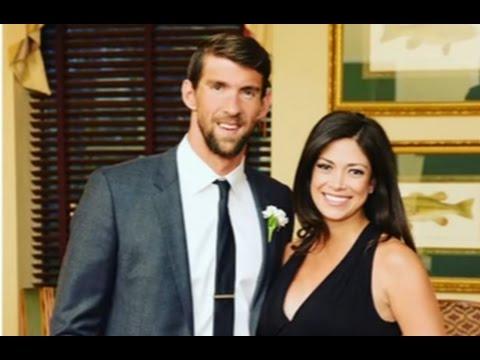 Michael Phelps Marries Nicole Johnson