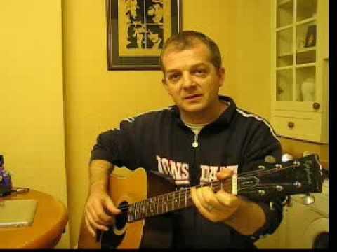 Alternating Bass Guitar Lesson 2 Merle Travis Style