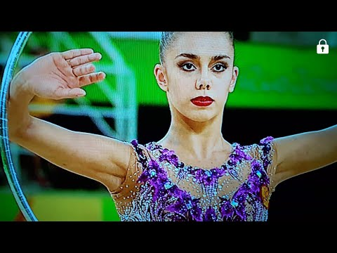 Ginastica Rítmica Rio 2016 Margarita Mamun ( Russia )