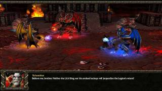 Warcraft 3 Story - Undead Campaign 1/3
