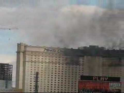 Monte Carlo Hotel Fire Monte Carlo Hotel Fire Las