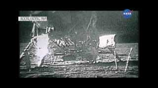 Apollo 18 - First Moon Landing 1969 (unseen footage in HD)