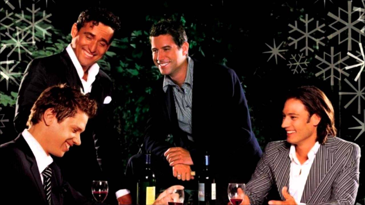 Silent night il divo the christmas collection 09 10 - Il divo christmas ...