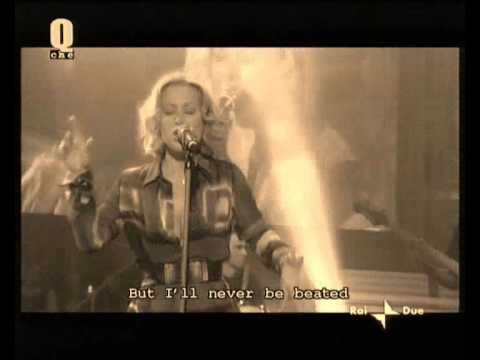 Anastacia - Defeated Video