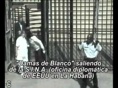 Destapan que cables de Europa Press y otras agencias reproducían mentiras sobre las Damas de Blanco