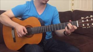 Bailando Enrique Iglesias Fingerstyle Guitar