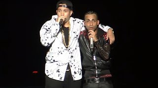 Download lagu Arcangel y De La Ghetto - Camuflaje y Mala Conducta ft. Alexis y Fido [Live]