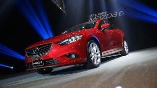 All New Mazda 6 魂動登台
