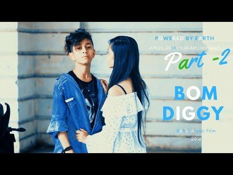 Bom Diggy - Zack Knight X Jasmin Walia Choreography By Rahul Aryan | Part - 2 | Dance Short Film..