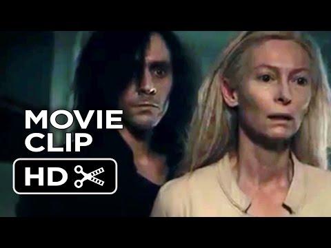 Only Lovers Left Alive Movie CLIP - Very Odd (2014) - Tom Hiddleston Movie HD