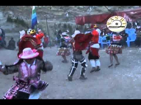 Quehue Queswachaka    Danza Tupay Tocto