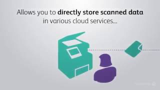 Fuji Xerox Cloud Services Hub