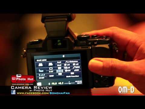 Olympus OMD EM5 Review Thai