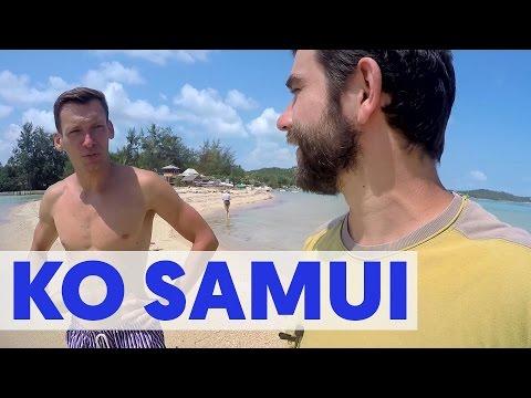 KO SAMUI, Raj Dla Turystów?! - VLOG Tajlandia Dzień 17