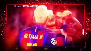 Barcelona vs Celtic 7-0 GOLEADA!!! | Fernando Palomo