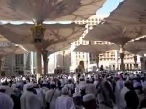 New 2013 Pashto Naat- Qorban Qurban Di Mustafa Madina video